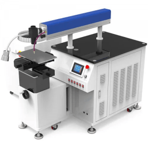 Tabletop Laser welding machine